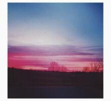 Dreamy Sunset Kids Tee