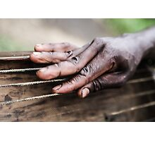 These hands Photographic Print