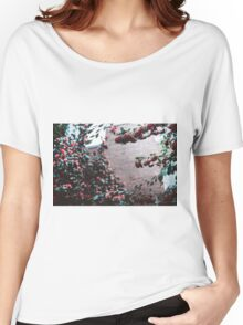 seattle flowers. Women's Relaxed Fit T-Shirt