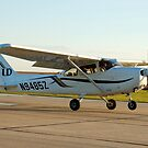 Cessna 172 Skyhawk by HoltPhotography
