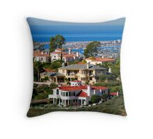 Atop Newport Throw Pillow