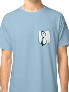 Glasses in pocket Classic T-Shirt