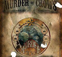 Murder of Crows Vigor Poster by DemadArt