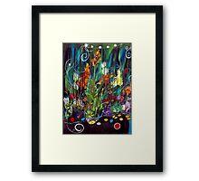 Garden Of Wishes Framed Print