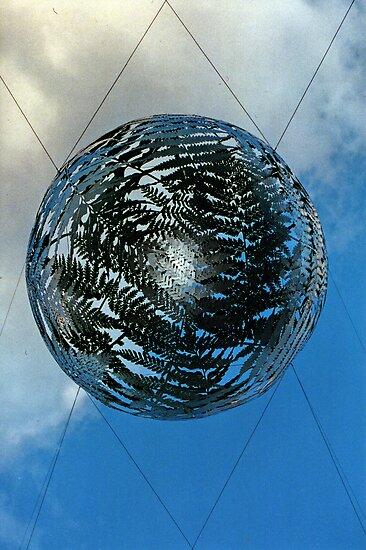 planet steel. wellington, aotearoa by tim buckley   bodhiimages