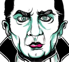 BELA LUGOSI Sticker