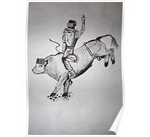 Ride em hard Poster