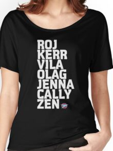 Blake's 7: Series 1 Crew Women's Relaxed Fit T-Shirt