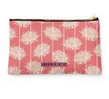 Blushing Blossoms #2 Studio Pouch