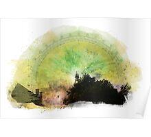 London - London Eye Poster