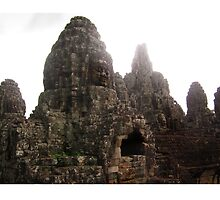 The Bayon by Tommy Mann