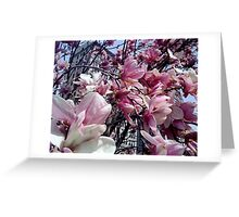 NYC Union Square Blooms Greeting Card