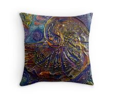 Can you hear the ocean? Throw Pillow