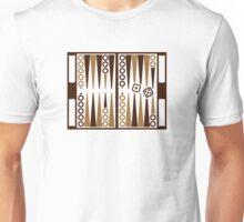 Backgammon board Unisex T-Shirt