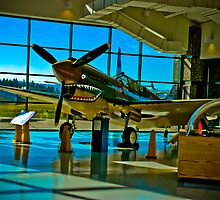 McMinnville Air Museum by Mike Truong