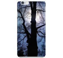 NYC Union Square Trees iPhone Case/Skin