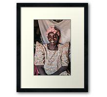 Grandmother Framed Print