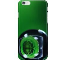 Balls with refraction. iPhone Case/Skin