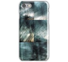 Amazing Tree Abstracts Energy and Light iPhone Case/Skin