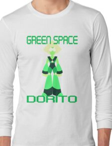 GREEN SPACE DORITO Long Sleeve T-Shirt