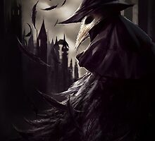 Crow by LadyLich