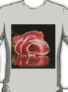 Pink rose. T-Shirt
