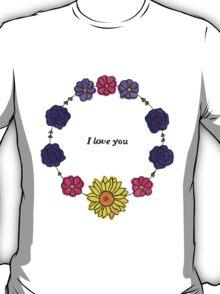 Floral Love T-Shirt