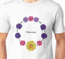 Floral Love Unisex T-Shirt