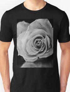 Black and white rose. T-Shirt