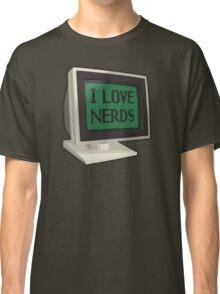 ILOVENERDS Classic T-Shirt