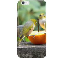 Mmmm........I don't think these oranges are as good as last years......! iPhone Case/Skin