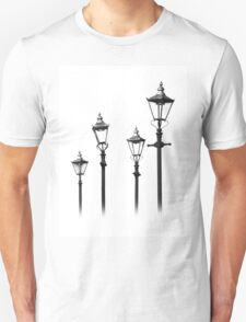 Lamplit (white only) T-Shirt