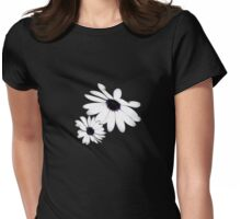 Daisies Womens Fitted T-Shirt