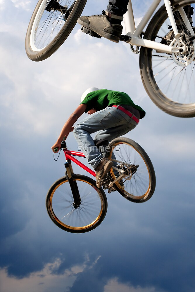 Airborne bikes by sumners