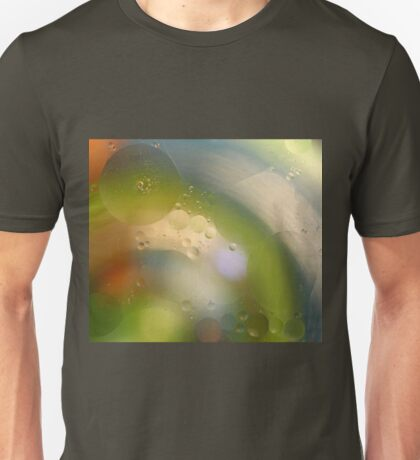 Oil in water #8 Unisex T-Shirt