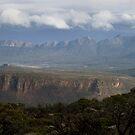 serra range by Andrew Cowell