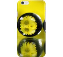 Abstract balls refraction iPhone Case/Skin