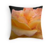Rose of France Throw Pillow