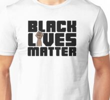 Black Lives Matter (Illustrated Fist) Unisex T-Shirt