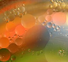 Oil in water #7 by Dipali S