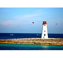 Caribbean Islands Photographic Print