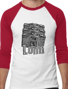 Lomi T-Shirt Men's Baseball ¾ T-Shirt