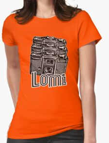 Lomi T-Shirt Womens Fitted T-Shirt
