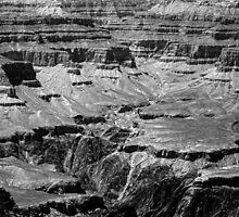 Grand Canyon #2 by ikshvaku