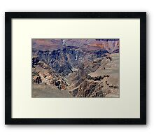 Grand canyon #1 Framed Print