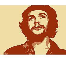 Ernesto Che Guevara smile Photographic Print