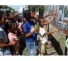 Suai market exhibition 7 Photographic Print