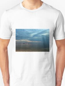 Lake in the evening. Unisex T-Shirt