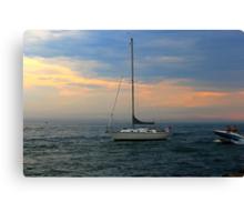 Great Lakes Canvas Print