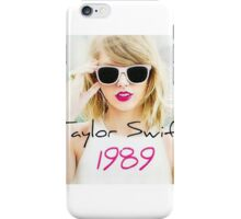 Taylor Swift Tour 2015 iPhone Case/Skin